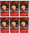 Revlon ColorSilk Beautiful Color™ Hair Color - 43 Medium Golden Brown (Pack of 6)