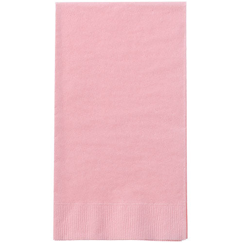 Light Pink Guest Towels 16 Count