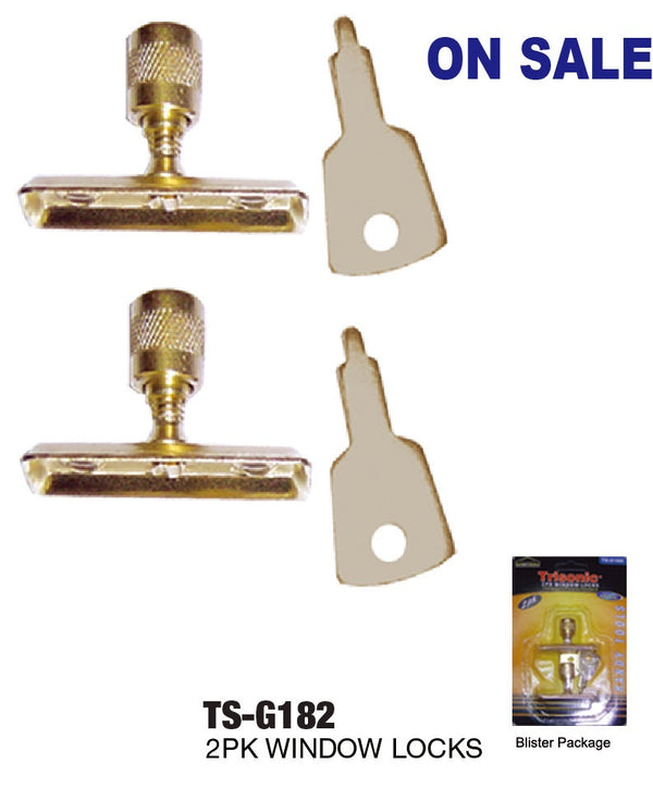 Window Locks, 2-ct.