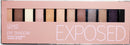 IZME New York Cream 12 Shades Eye Shadow – Exposed – 0.5 oz./ 14.4 gm
