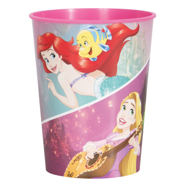 Disney Princess Dream Big 16oz Plastic Stadium Cup