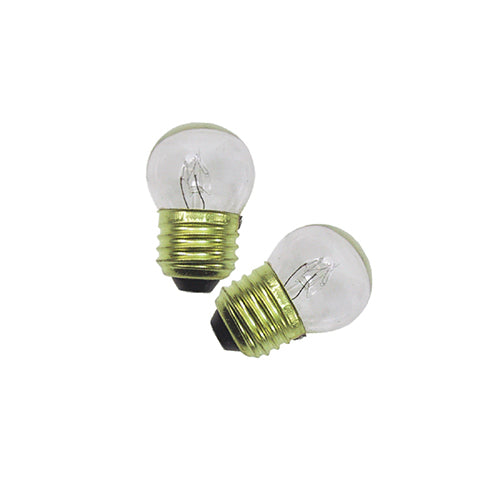 7.5 Watts Decorator Light Bulb, 2-ct.