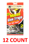 Homestyle Essentials Super Strong & Sticky Mouse Glue Traps, 12-ct.
