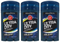 Ultra Dry Cool Blast Invisible Solid Anti-Perspirant Deodorant, 2.25 oz. (Pack of 3)