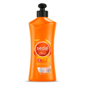 Sedal Co-Creations por Thomas Restauracion Instantanea Crema Para Peinar, 300ml