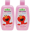 Sesame Street Baby Lotion Hypo-Allergenic, 10 fl. oz. (Pack of 2)