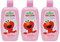 Sesame Street Baby Lotion Hypo-Allergenic, 10 fl. oz. (Pack of 3)