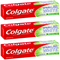 Colgate Sparking White Mint Zing Toothpaste, 4.0 oz. (Pack of 3)