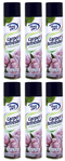 House Care Carpet Refresher Foam Spring Rain Scent, 10 oz. (Pack of 6)