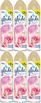 Glade Spray White Tea & Lily Air Freshener, 8 oz (Pack of 6)