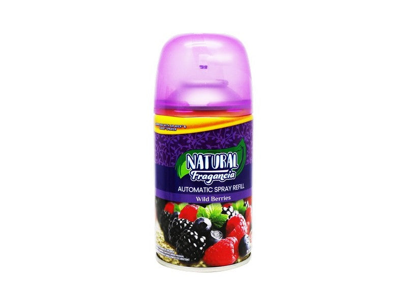 Glade/Air Wick Wild Berries Automatic Spray Refill, 5.5 oz