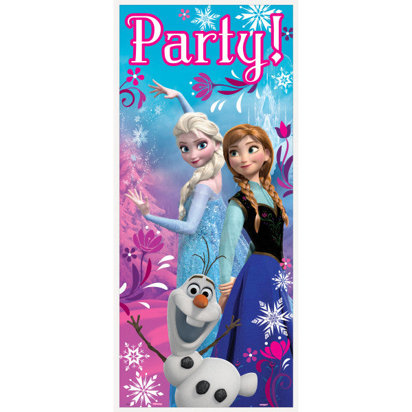 "Disney Frozen Door Poster, 27""x60"""