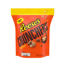 Reese's Crunchers Mini Peanut Butter Chips, 12 oz