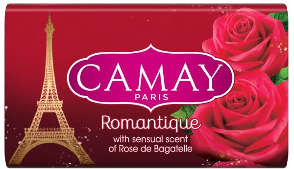 Camay Paris Romantique Beauty Soap, 170gm