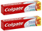 Colgate Baking Soda & Peroxide Whitening Frosty Mint Toothpaste 4 oz (Pack of 2)