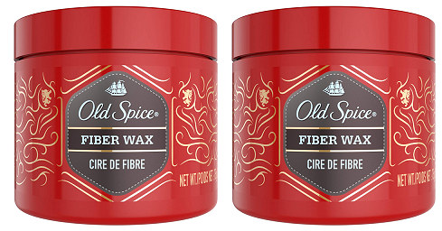 Old Spice Ricochet Fiber Wax, 75 gm (Pack of 2)
