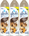 Glade Elegant Amber & Oud Spray, 8 oz (Pack of 3)