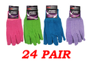Jersey Gloves Working Gloves, 24 pair