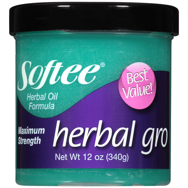 Softee Maximum Strength Herbal Gro, 5 oz.