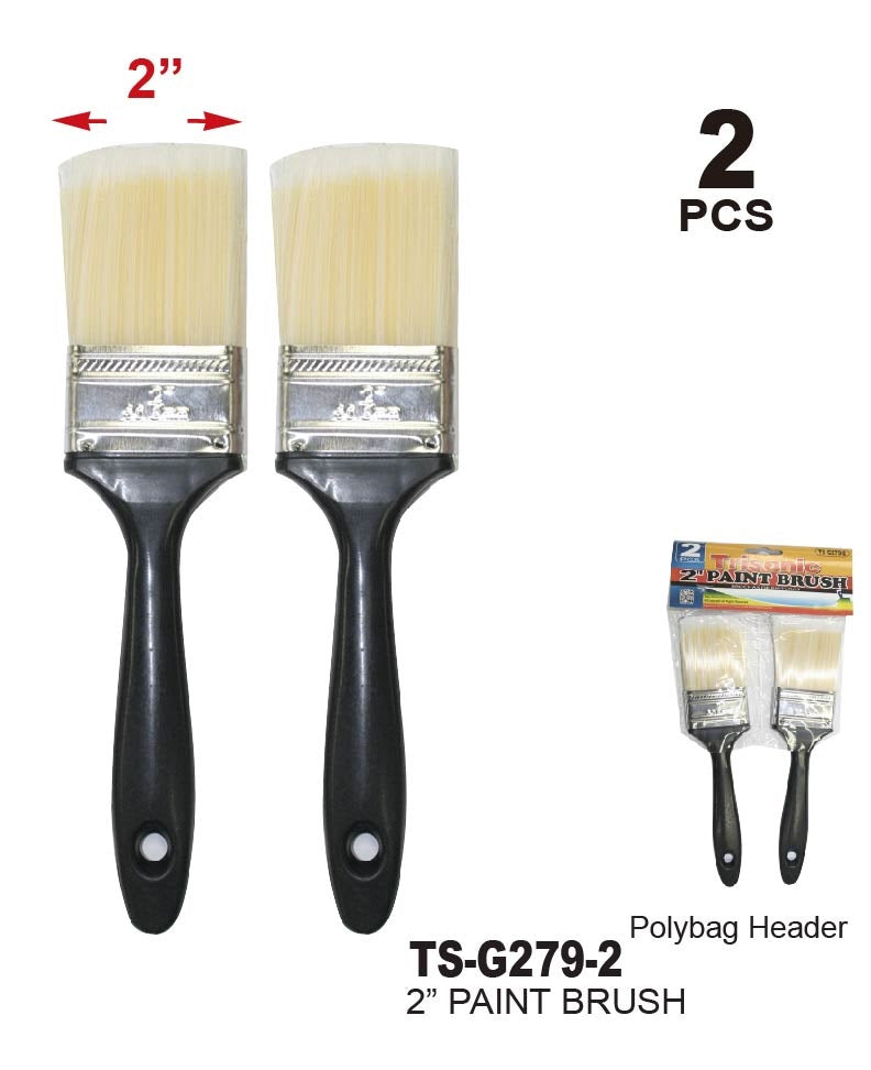 "2"" Paint Brush, 2-ct."