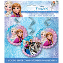 "Disney Frozen Hanging Swirl Decorations, 26"", 3ct"