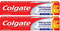 Colgate Baking Soda & Peroxide Whitening Brisk Mint Toothpaste, 8 oz (Pack of 2)