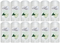 Soft Whisper by PowerStick Cucumber Green Tea Anti-Perspirant Deodorant, 2 oz. (Pack of 12)
