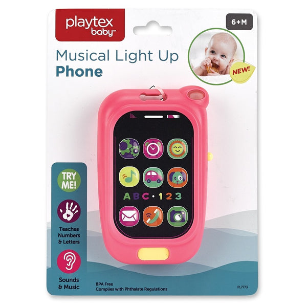 Baby Musical Light up Phone, 1-ct