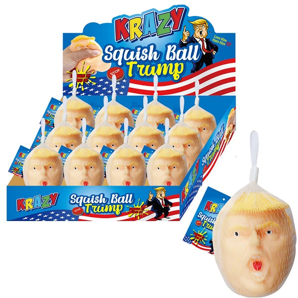 Trump Squish Ball, 1-ct.