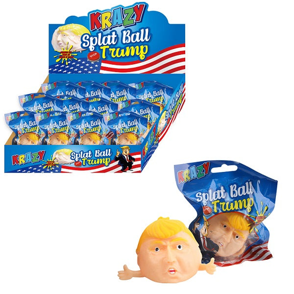 Trump Splat Ball, 1-ct.