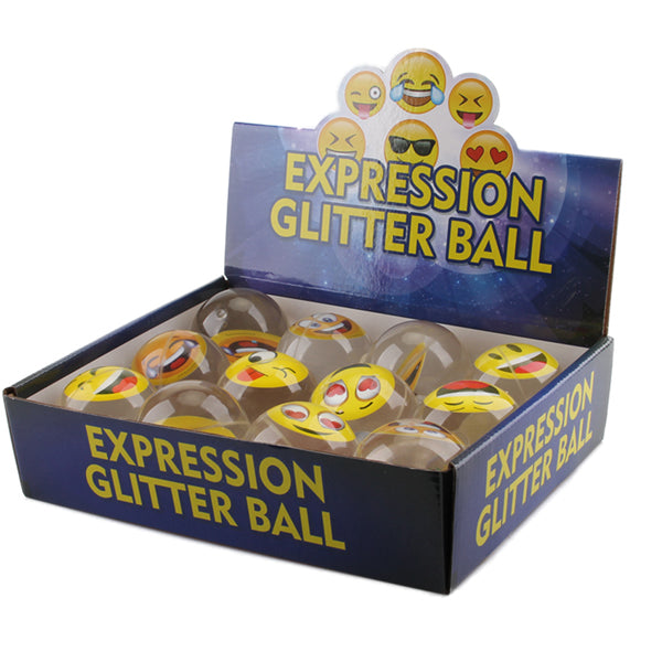 Expression Glitter Ball, 1-ct.