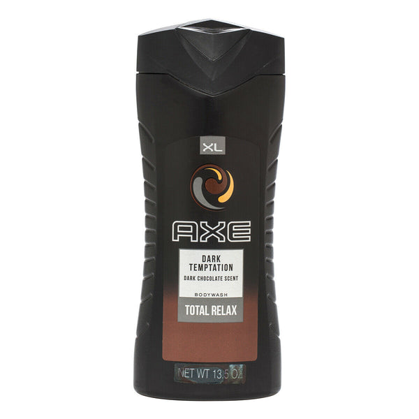 Axe Dark Temptation Dark Chocolate Scent Total Relax Body Wash, 250 ml