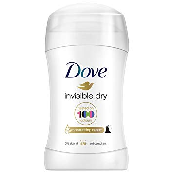 Dove Invisible Dry Anti-Perspirant Deodorant, 40 ml