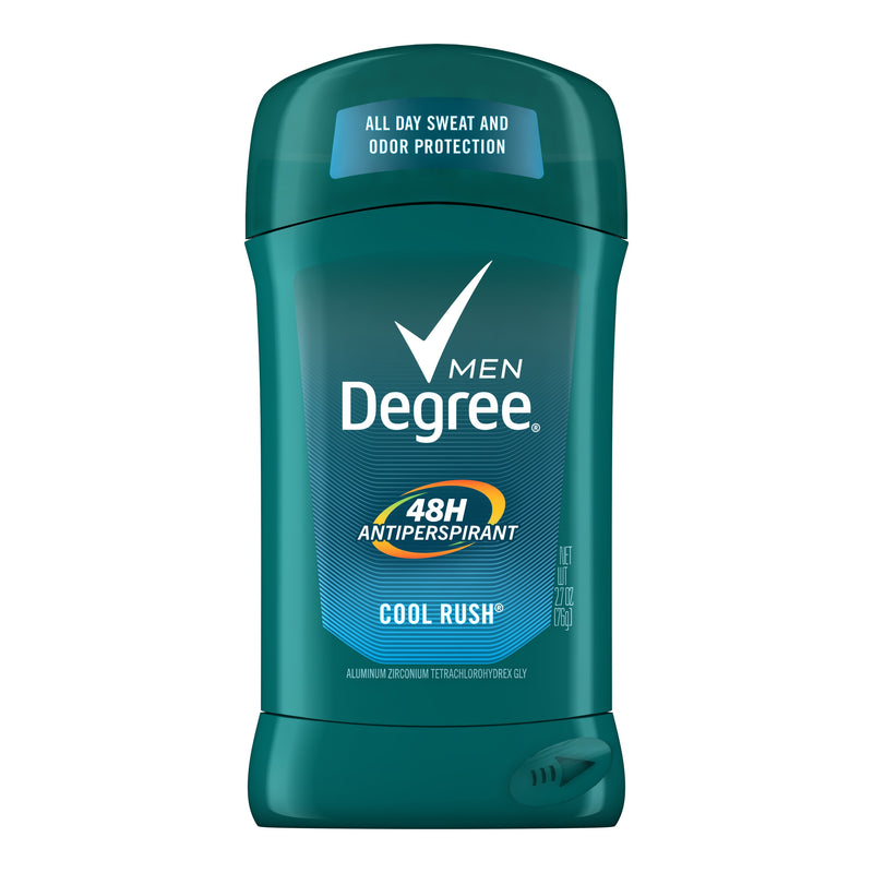 Degree for Men Cool Rush 48 Hour Antiperspirant Deodorant, 1.7 oz.