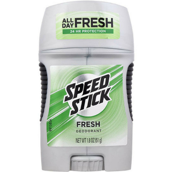 Speed Stick Fresh 24 Hour Protection Deodorant, 1.8 oz.