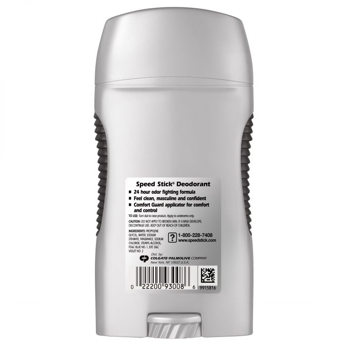 Speed Stick Fresh 24 Hour Protection Deodorant, 3 oz.