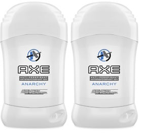 Axe Anarchy Anti-Perspirant 48 Hour Fresh Protection Deodorant, 50ml (Pack of 2)