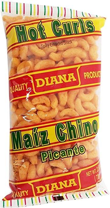 Diana Hot Curls Chino Picante, 2.53 oz