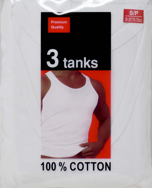 Marco Giovanni Sleeveless Tanks , Pack of 3