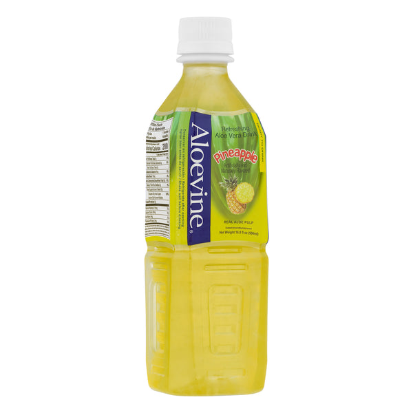 Aloevine Pineapple Drink, 500 ml
