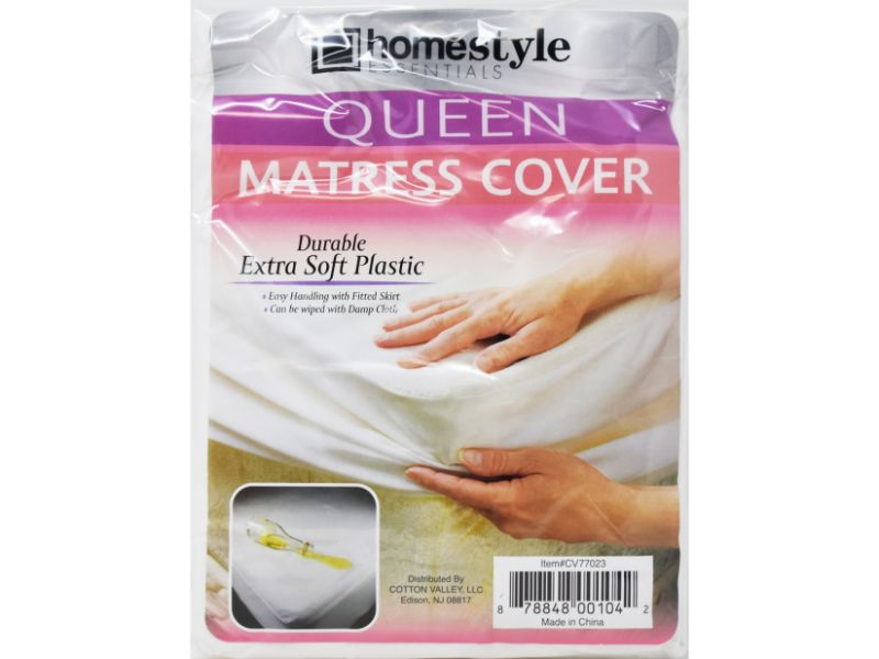Mattress Queen Cover, 1-ct