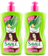Savile Rizo Colageno Natural Tratamiento, 300 ml (Pack of 2)