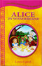 Alice in Wonderland by Lewis Carroll Book, 1-ct
