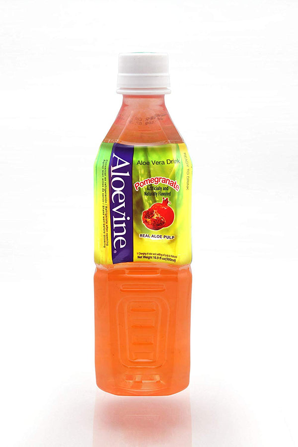 Aloevine Pomegranate Drink, 500 ml