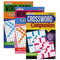Crossword Companion Puzzle Book, 1-ct