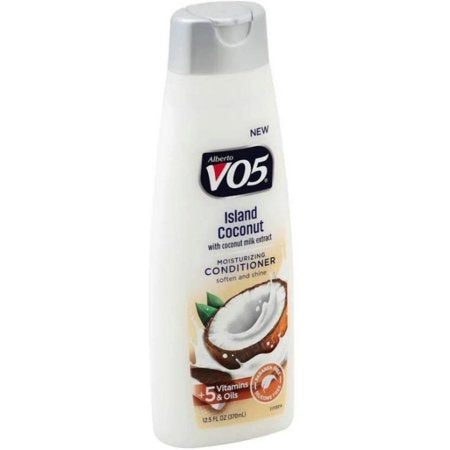 VO5 Island Coconut with Coconut Milk Extract Conditioner, 12.5 fl oz.