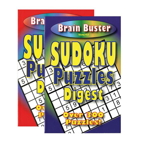 Sudoku Puzzles Digest Book, 1-ct