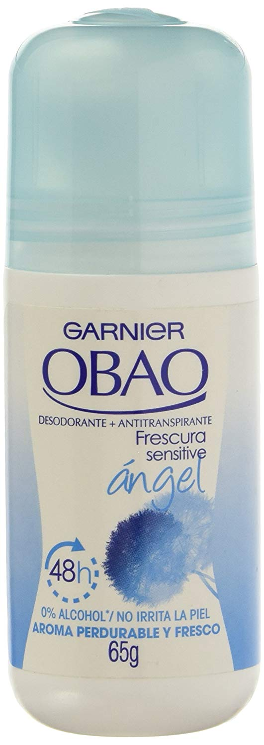Garnier Obao for Women Gentle Skin Deodorant, 2.3 oz.