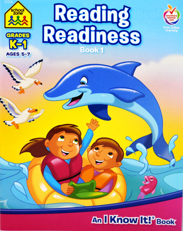 Reading Readlines Book, 1-ct