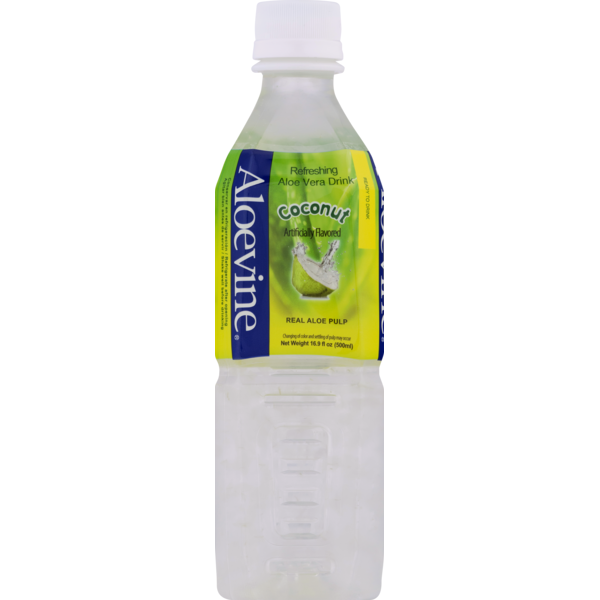 Aloevine Coconut Drink, 500 ml